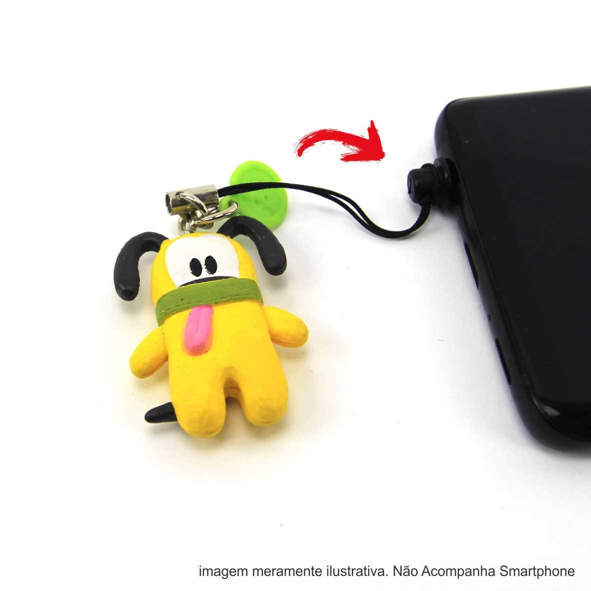 chaveiro plug que vem com a mochila do toy story 4 disney