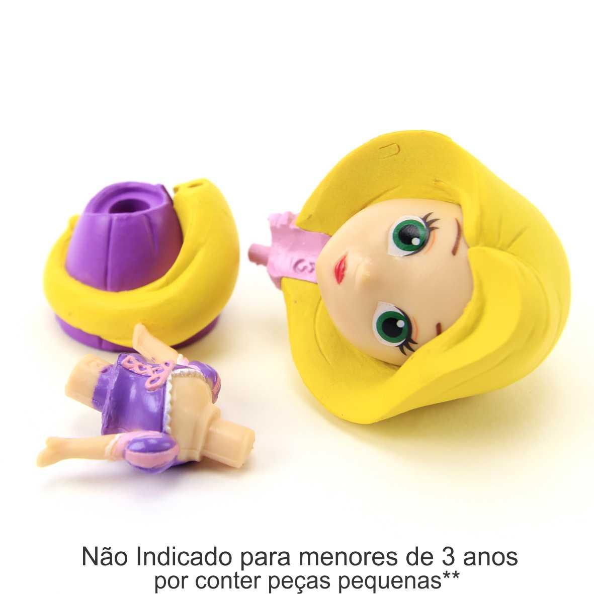 Mochila de rodinha frozen 2 princesa miniatura desmontável