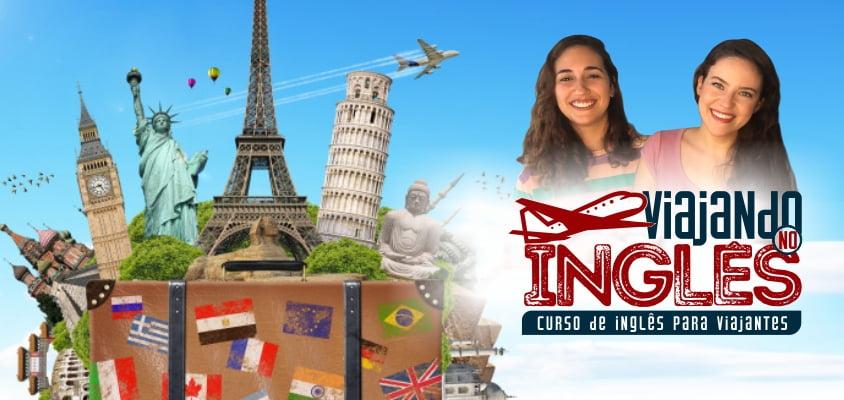Viajando no Inglês - Curso de Inglês para viajantes