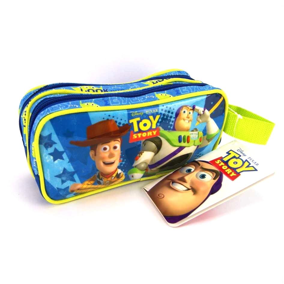 Estojo Escolar Toy Story Disney Duplo ref 60451 Dermiwil