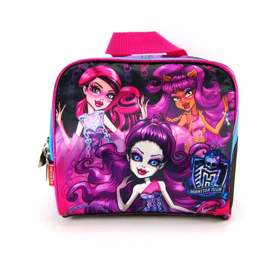 Lancheira Monster High ref 064025 Sestini
