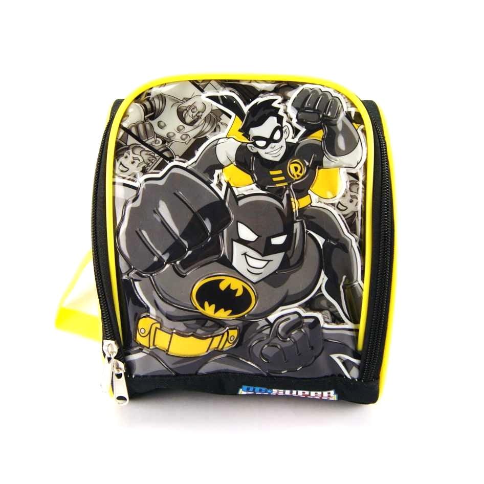 Lancheira Batman Liga da Justiça DC Super Friends ref 4128 AIG