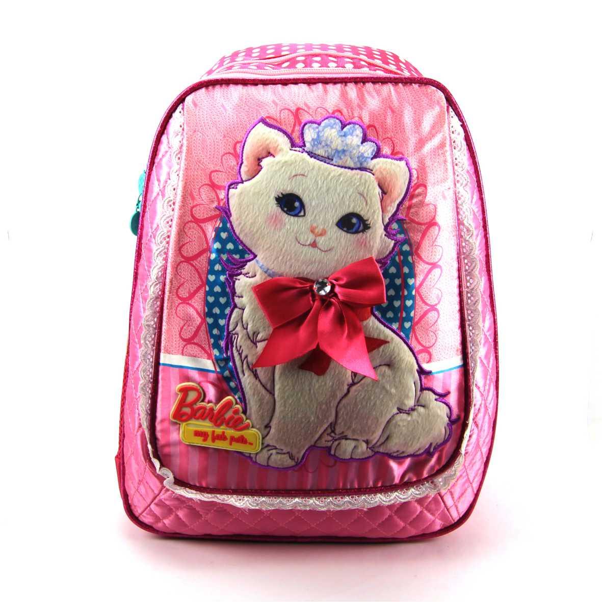 Mochila Infantil Barbie Pets Costas Sestini 063214
