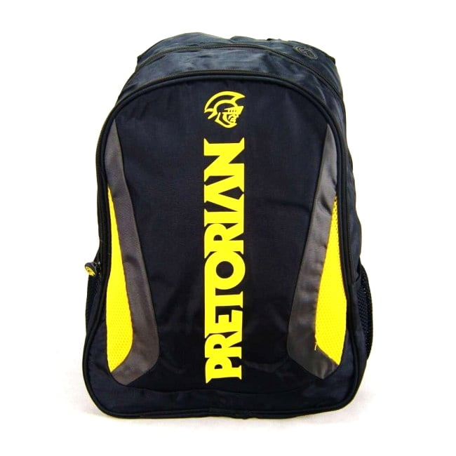 Mochila Pretorian Black / Yellow ref 6053 Xeryus Sports