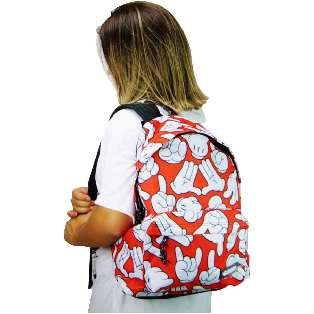 Mochila Bonne Hands ref B500-221 Bonne Bags