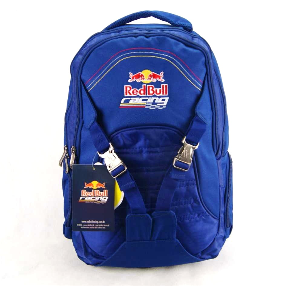 Mochila Red Bull Racing para Notebook DMW 19835