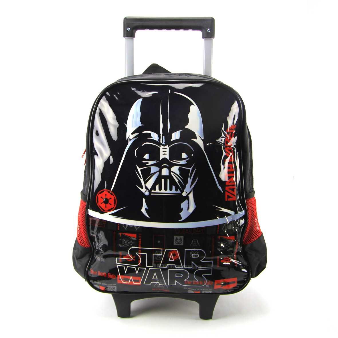 Mochila de Rodinha Star Wars Luxcel IC33032ST-PT