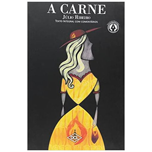 Livro A Carne - Editora DCL