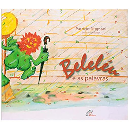 Livro Beleléu e as Palavras - Editora Paulinas