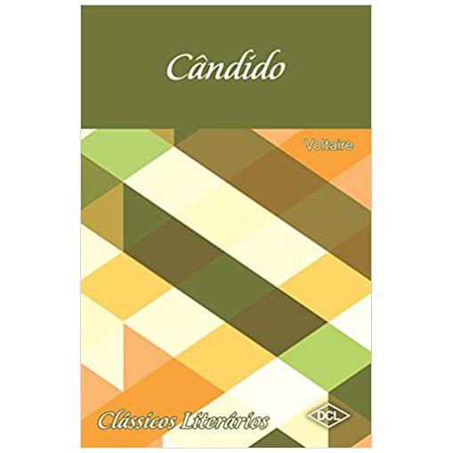 Livro Cândido - Editora DCL