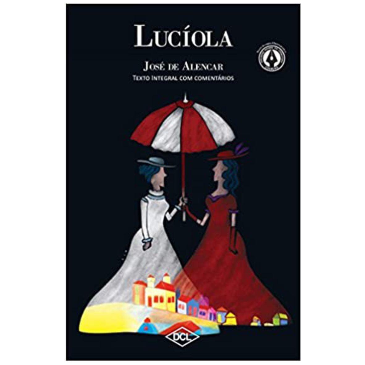 Livro Lucíola - Editora DCL