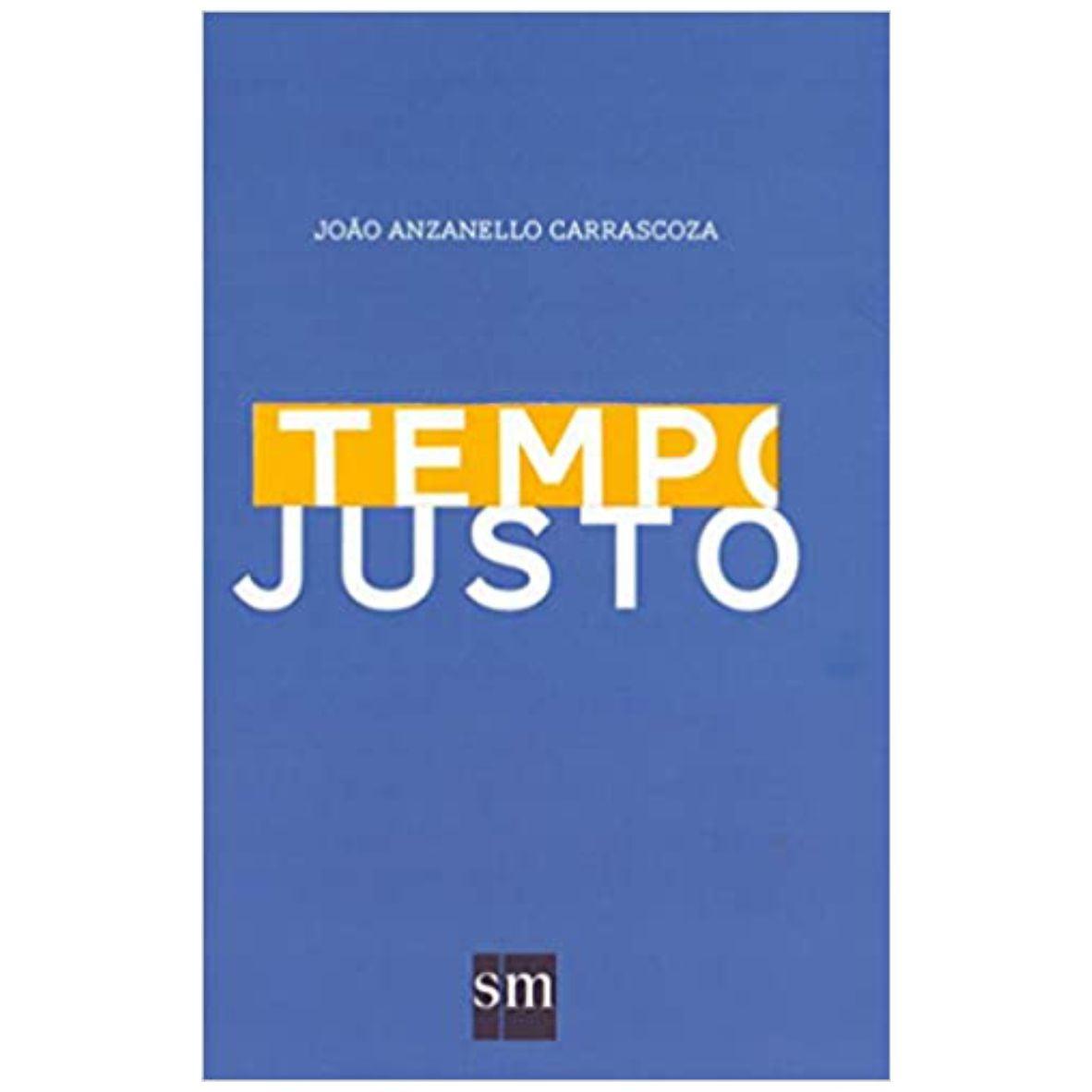 Livro Tempo Justo - Editora SM