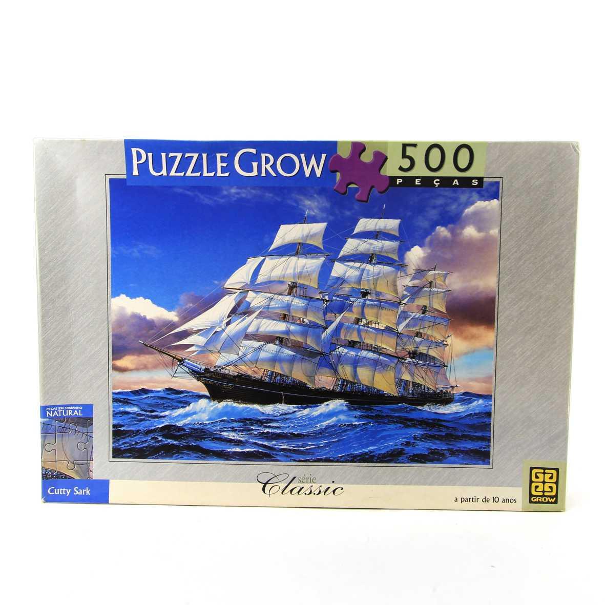 Quebra Cabeça Cutty Sark 500 peças Grow 02328