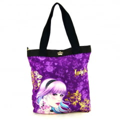 Bolsa Tote Lady Ink ref 751045 Pacific