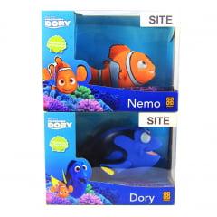 Kit Bonecos Procurando Dory com Nemo e Dory Grow 03279