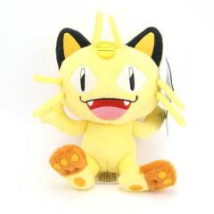 Pelúcia Pokemon Meowth T18846 16cm Tomy