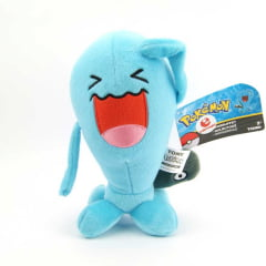 Pelúcia Pokemon Wobbuffet T18850 20cm Tomy