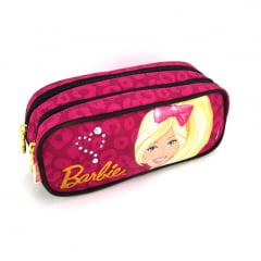 Estojo Escolar Barbie ref 064130 Sestini