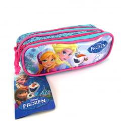 Estojo Escolar Frozen Duplo ref 60222 Dermiwil