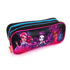 Estojo Escolar Monster High Duplo ref 064027 Sestini