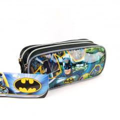 Estojo Escolar Batman Duplo ref 5385 Xeryus Kids