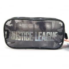 Estojo Escolar Liga da Justiça DC Duplo Xeryus 7205