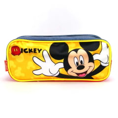 Estojo Escolar Mickey Disney Duplo ref 064039 Sestini