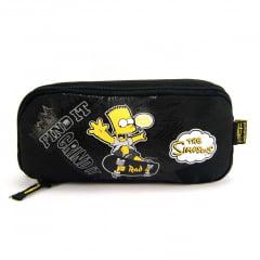 Estojo Escolar Simpsons Bart Duplo ref 940F14 Pacific
