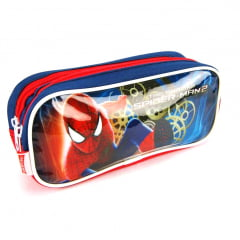 Estojo Escolar Spider-Man 2 Duplo ref 063713 Sestini