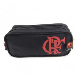 Estojo Flamengo Oficial Clube de Regatas Duplo Xeryus 8291