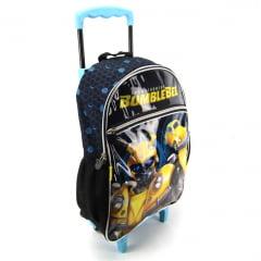 Mochila de Rodinha Transformers Bumblebee Pacific 933Y01