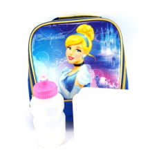 Lancheira Cinderela Disney Princesas ref 60115 Dermiwil