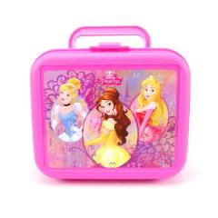Lancheira Escolar Injetada Princesas Disney 37205 Dermiwil