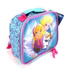Lancheira Frozen Disney Anna e Elza ref 60225 Dermiwil
