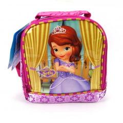 Lancheira Princesinha Sofia Disney Junior ref 49093 DMW