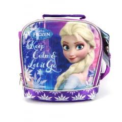 Lancheira Térmica Frozen Disney 37105 Dermiwil