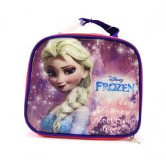 Lancheira Térmica Frozen Disney Elza Dermiwil 30175