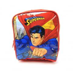 Lancheira Superman Térmica Dc Comics Luxcel LA32883SM-VM