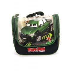 Lancheira Fiat Fun Verde ref LA31765FT Luxcel