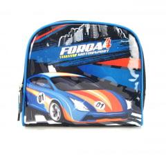 Lancheira Força 4 Motorsport Azul Luxcel LA32153FA
