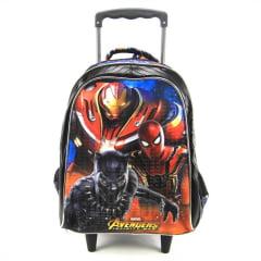 Mochila de Rodinha Vingadores Marvel Xeryus 7490