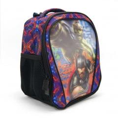 Lancheira Thor Ragnarok Holográfica 3D Marvel Xeryus 7124