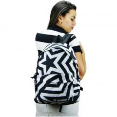 Mochila Bonne Stripe Star B500-206 Bonne Bags