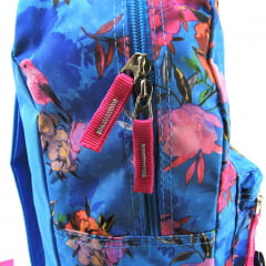 Mochila Flores Costas Clio Style For Girls MF2014 Azul