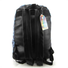 Mochila Up4you Costas Juvenil Luxcel MS45779UP-AZ Azul