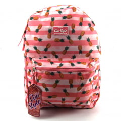 Mochila Pineapple Rosa Clio for Girls MF9016