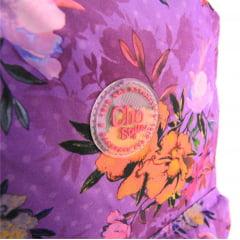Mochila Flores Costas Clio Style For Girls MF2014 Roxo