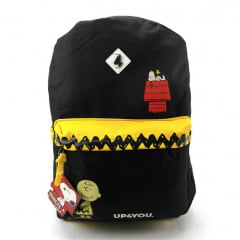 Mochila Up4you x Snoopy Original de Costas Luxcel MS45880UP-AM