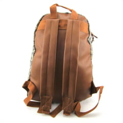 Mochila Up4you Costas Juvenil Luxcel MS45779UP-CZ Cinza