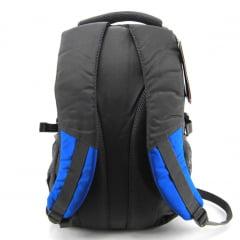 Mochila Fico Costas Azul Young Collection 405732